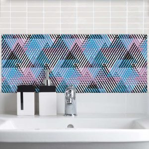 Image of Alata Feature tile by Mort & Hex and sold by forthefloorandmore.com